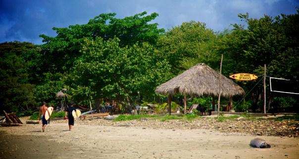 Playa Hermosa: San Juan del Sur, Nicaragua
