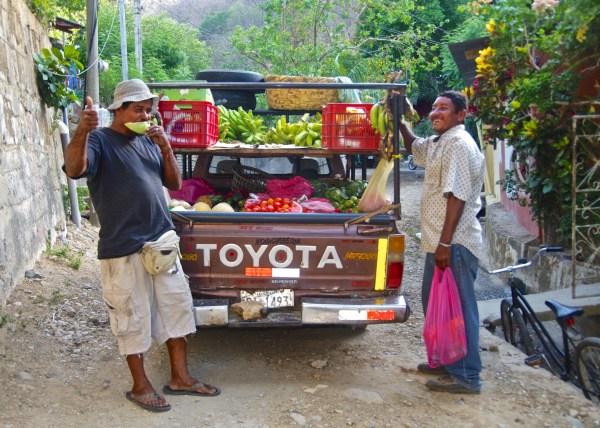 Fruit & Vegetable Truck