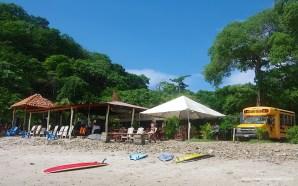 Snapshots: Playa Maderas, Nicaragua