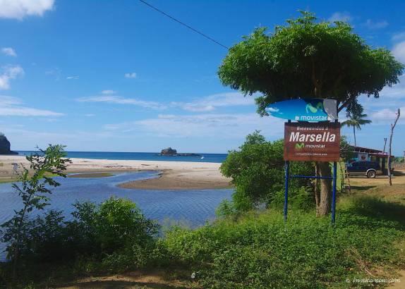 Marsella Beach: San Juan del Sur, Nicaragua