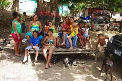 El Carizal Vaccination Clinic: San Juan del Sur, Nicaragua