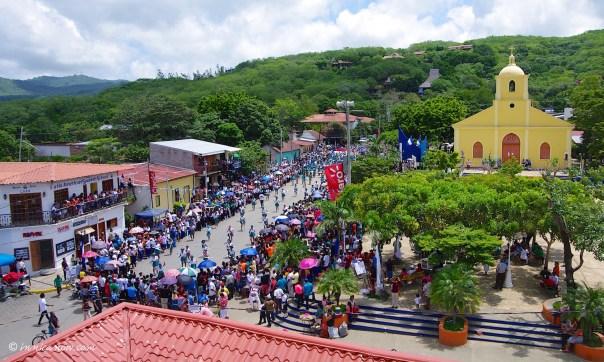 Independence Day Celebrations: San Juan del Sur, Nicaragua