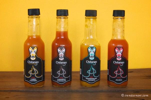 Chilango Hot Sauce