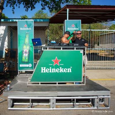 ~ Heineken Stage: Semana Santa 2016, San Juan del Sur, Nicaragua