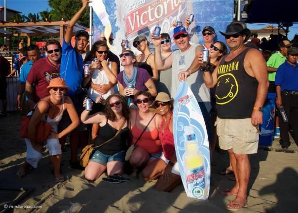 Victoria Frost Tent: Semana Santa 2016, San Juan del Sur, Nicaragua