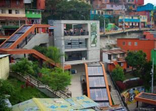 Communa 13: Medellin, Colombia