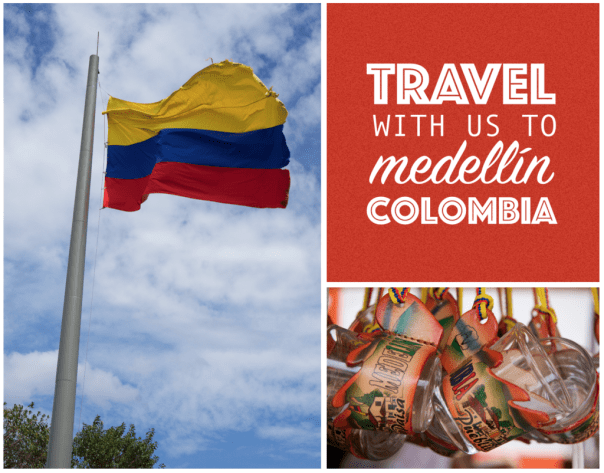 Travel with us to Medellín Colombia