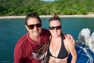 Two Guys Adventures Sunset Cruise: San Juan del Sur, Nicaragua