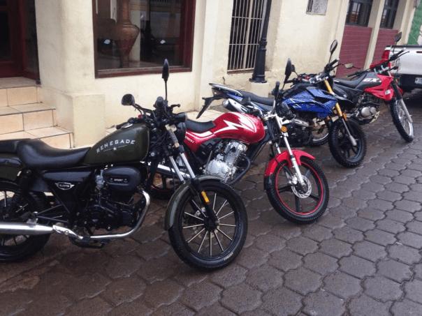 Motorcycle Trip: San Juan del Sur to Pearl lagoon, Nicaragua