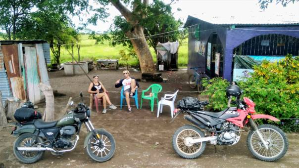 Motorcycle Ride: San Juan del Sur to Pearl Lagoon