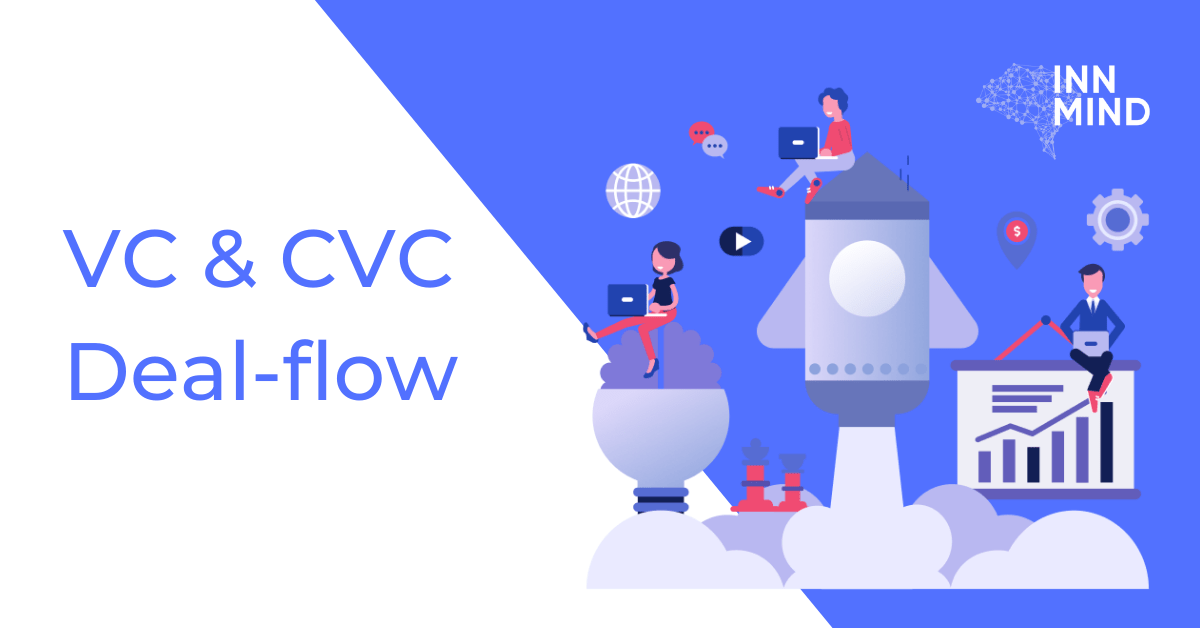 startup dealflow for VC & CVC