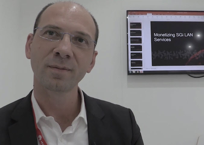 Raffaele D'Albenzio, Solution Architect EMEA - Service Providers di F5 Networks