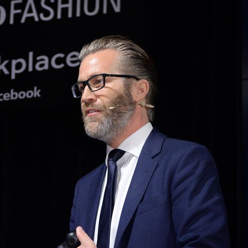 Hans Hoegstedt, CEO di Miroglio Fashion