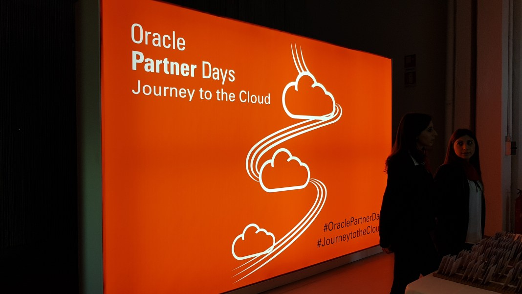 Oracle Partner Days - Journey to the Cloud