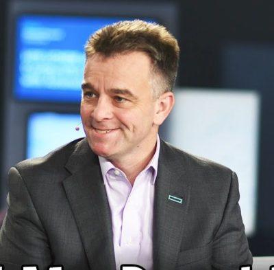 Neil MacDonald, vice presidente e general manager di HPE Blade System