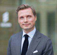 Fredrik Jejdling, Executive Vice President e Head of Business Area Networks di Ericsson