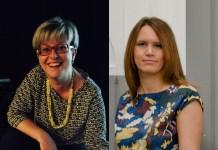 Annamaria Di Ruscio, Amministratore Delegato di NetConsulting cube e Lucia Chierchia, Managing Partner di Gellify