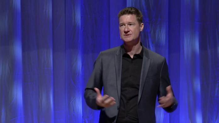 Björn Goerke, Chief technology officer di SAP e Presidente di SAP Cloud Platform