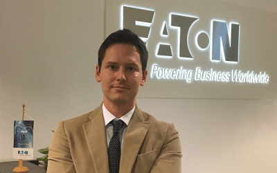 Stefano Cevenini, Segment Marketing Manager IT channel di Eaton Italia