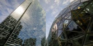 Amazon AWS Headquarter