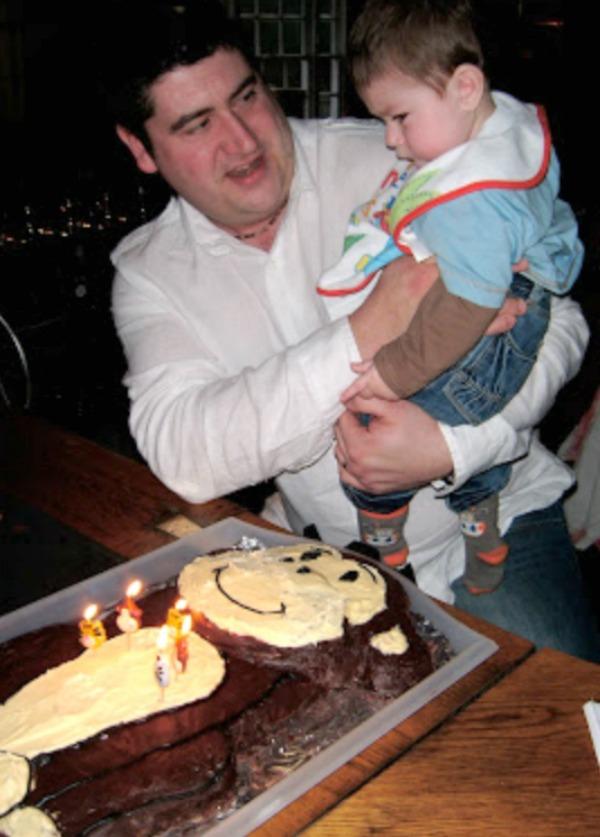 Grayson 1st Birthday