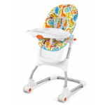 Fisher Price Easy Clean High Chair Review – Part 3