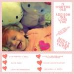 Addison Turns 17 Months
