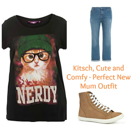 new look nerdy outfit