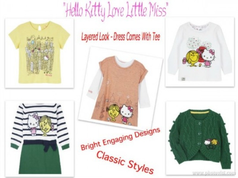hello kitty loves little miss