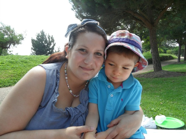 grayson and i august 2012