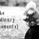 The Ordinary Moments { 16th Feb 2014}