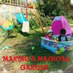 Making A Magical Garden – The Beginning