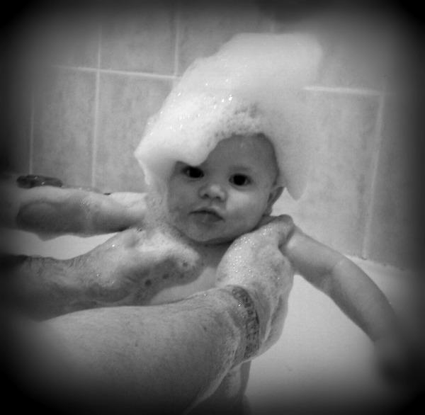 deacon in the bath