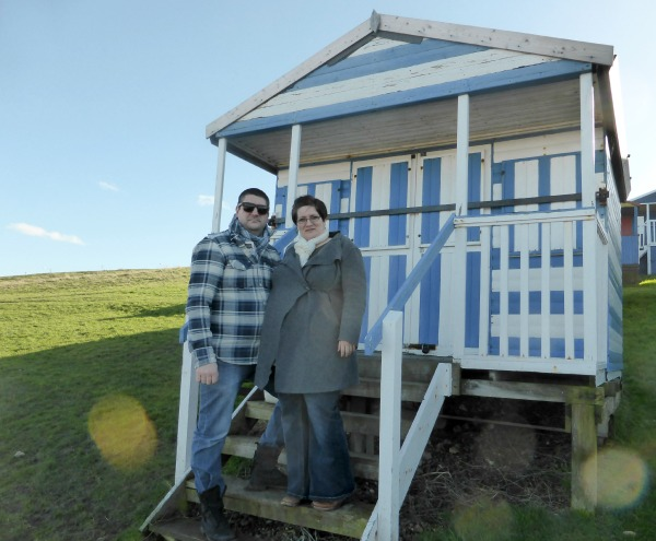 me and you beach hut