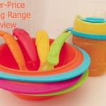 New Fisher-Price Feeding Range – Review