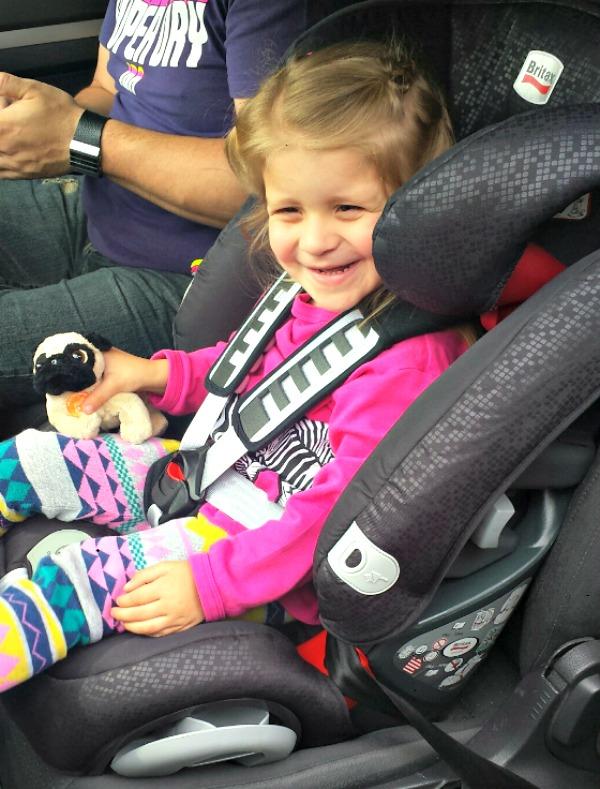 Evolva Car Seat
