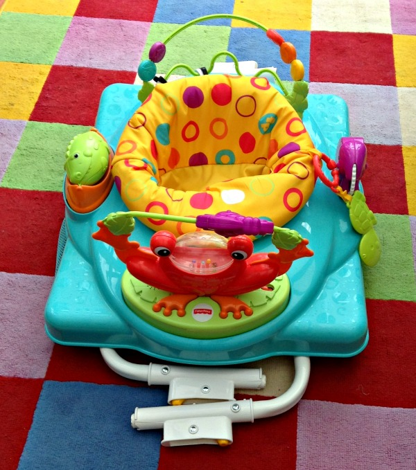 FISHER-PRICE JUMPEROO REVIEW