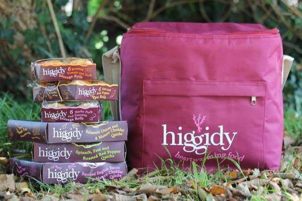 Higgidy picnic pack