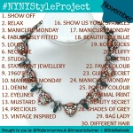 #NYNYStyleProject – November Prompts & Giveaway