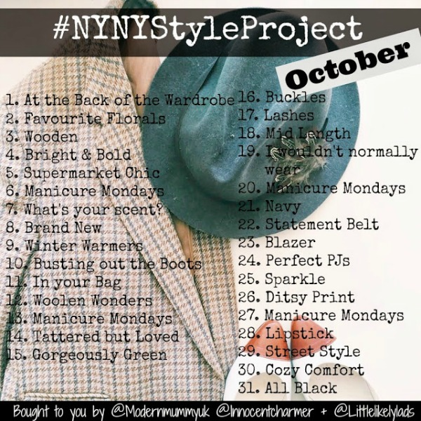 #nynystyleproject