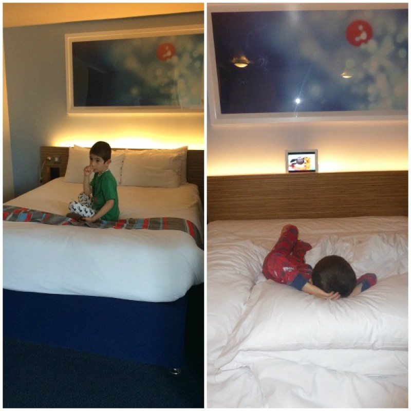 Bournemouth Hotel with comfy beds