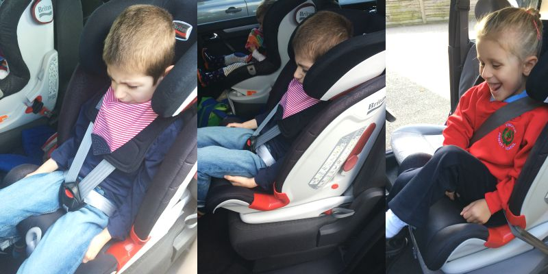 Britax Advansafix Review