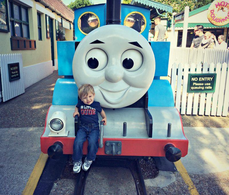 Deacon on Thomas