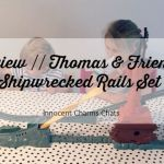 Review // Thomas & Friends Shipwreck Rails Set