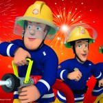 Fireman Sam Helps Us Stay Safe