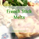 Food  // French Stick Melts