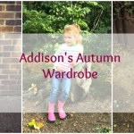 Fashion // Addison's Autumn Wardrobe So Far