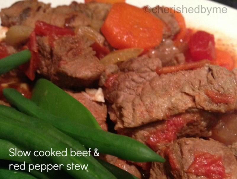 Slow-cooked-red-pepper-and-beef-stew