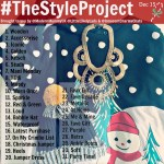 #TheStyleProject // December 2015