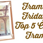 Frame It Friday // Copper Frames